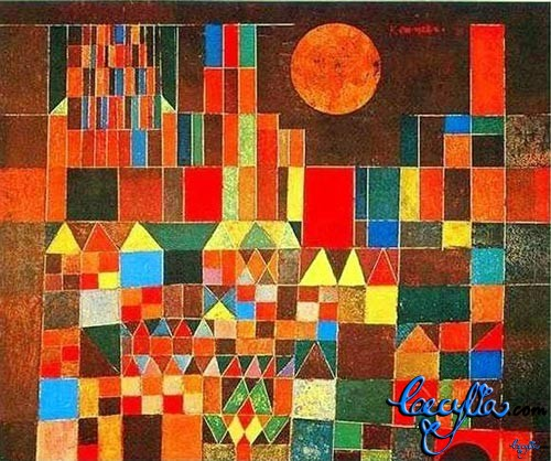 [aul Klee -City of Colours
