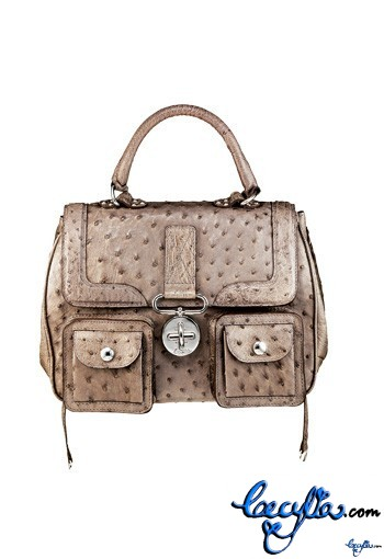 luella ostrich bag