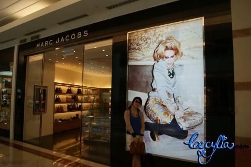 Marc Jacobs campaign