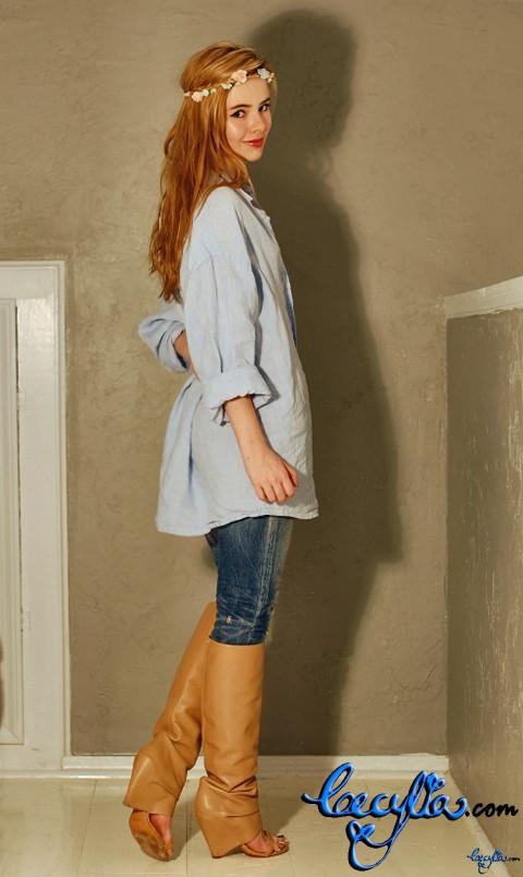 i love those mmm boots