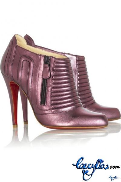 christian louboutin sigourbey 100 ankle boots