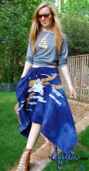 kansai yamamoto skirt