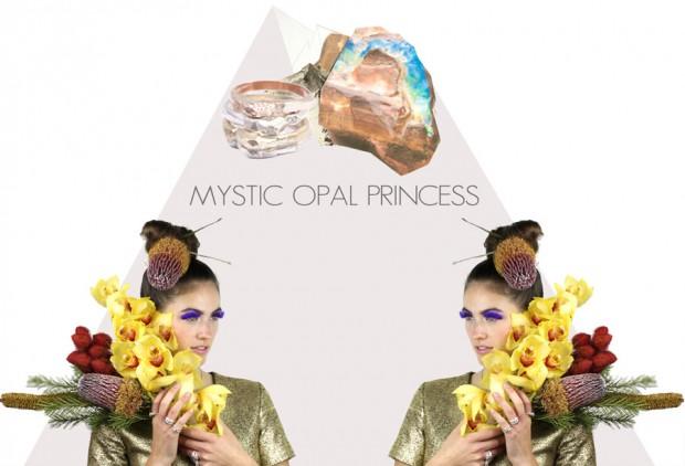 Mystic Opal Princess - Kim Victoria