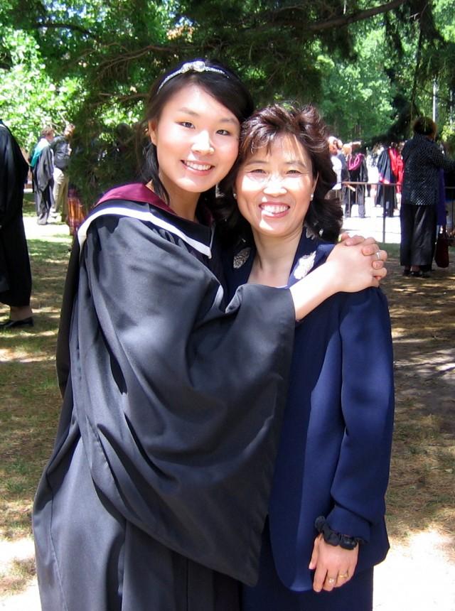 Cecylia's Graduation