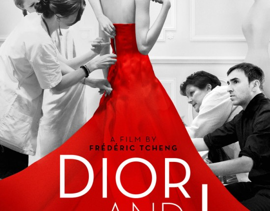 DIOR AND I key art